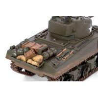 RC Tank Waltersons U.S Sherman M4A3 1:24 - Poškozený obal  4
