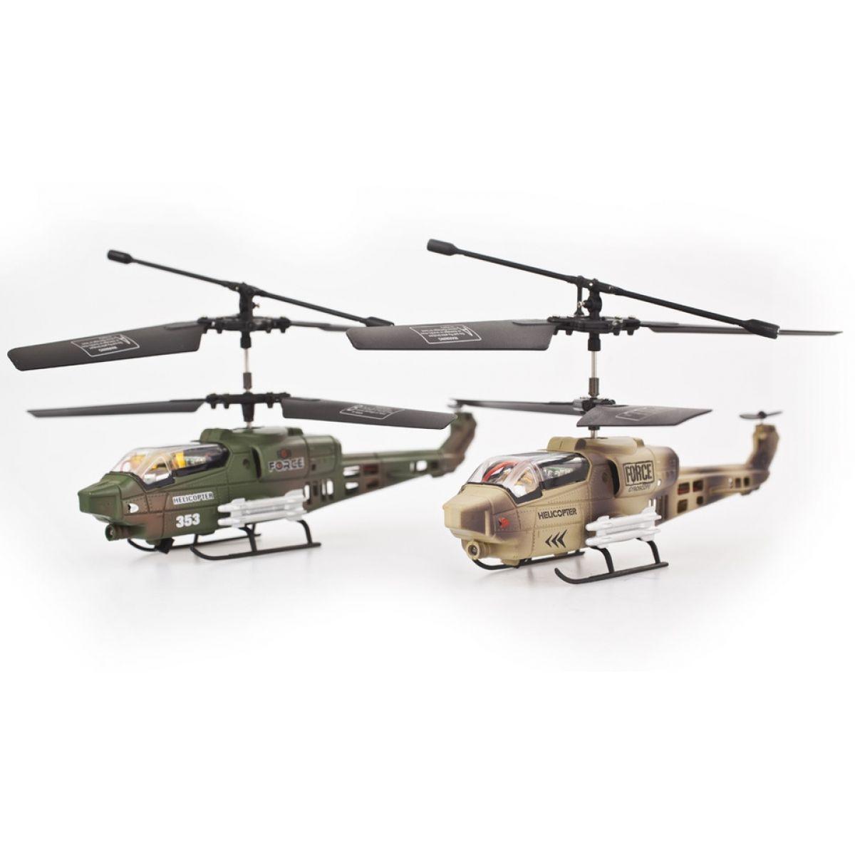 RC Vrtulníky FIGHT MISSION 2ks - Poškozený obal