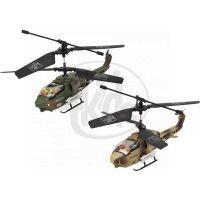 RC Vrtulníky FIGHT MISSION 2ks - Poškozený obal 2