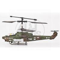 RC Vrtulníky FIGHT MISSION 2ks - Poškozený obal 4