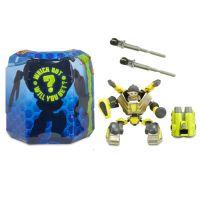 Ready2robot Build Swap a Battle hnědožlutý Mongo