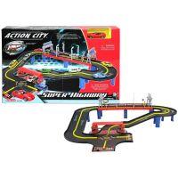 Realtoy Autodráha dálnice Action City