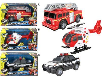 Realtoy Záchranáři Actio 360 - Policie
