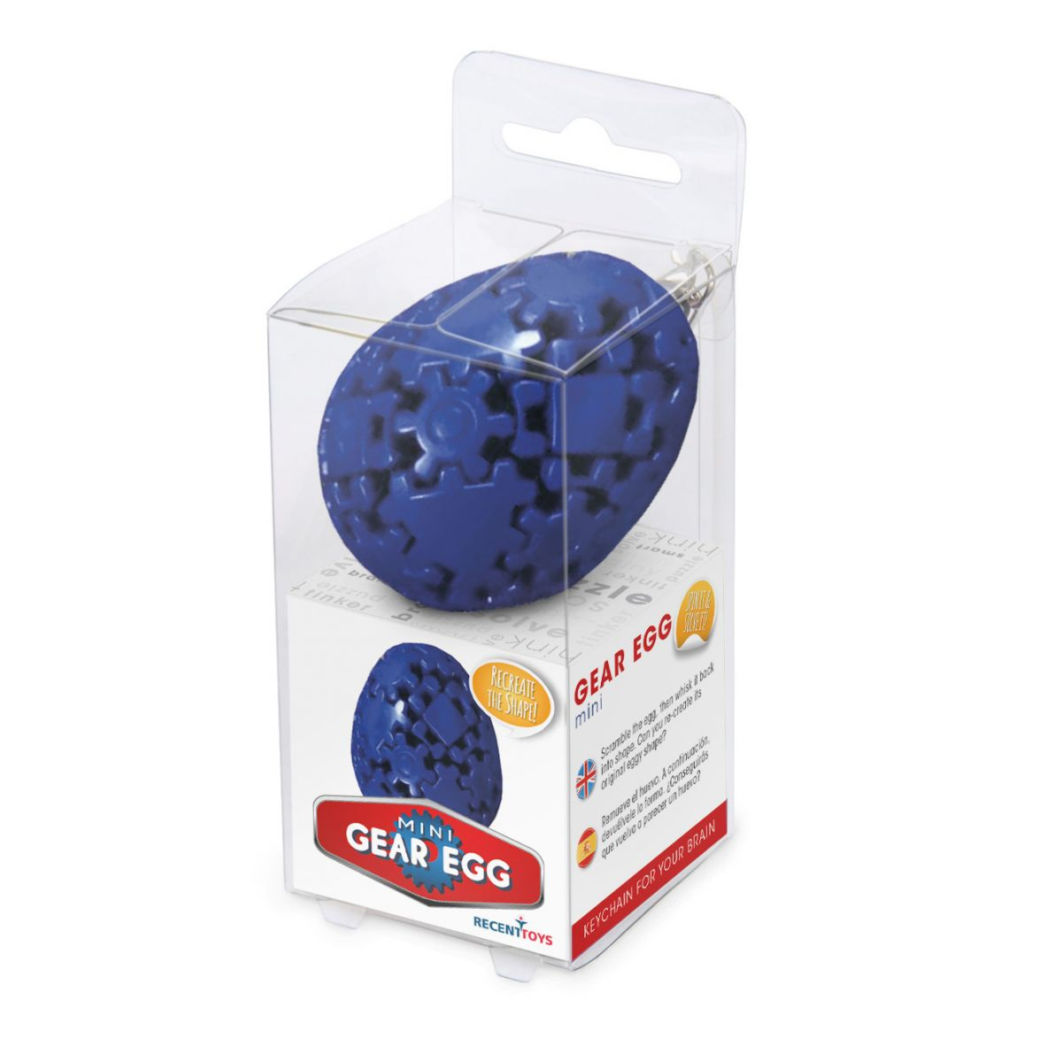 Recent Toys Hlavolam Mini Gear Egg