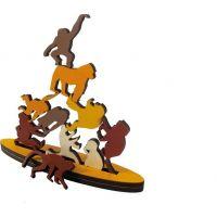 Recent Toys Monkey Business