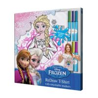 EP Line Tričko ReDraw Frozen vel. 128 2