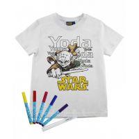 Tričko ReDraw Star Wars vel. 110