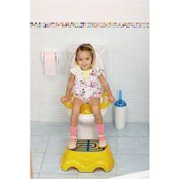 OK Baby Redukce na WC Pinguo světle modrá 55 2