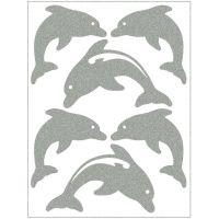Altima Reflexní nažehlovací motivy delfín