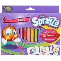 RenArt Sprayza Pro set 2 Girls