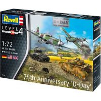 Revell Gift-Set 75 Years D-Day Set 1:72