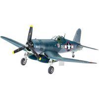 Revell ModelSet lietadlo 63983 Vought F4U-1A Corsair 1:72
