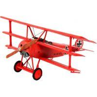 Revell ModelSet letadlo Fokker DR.1Triplane 1:72