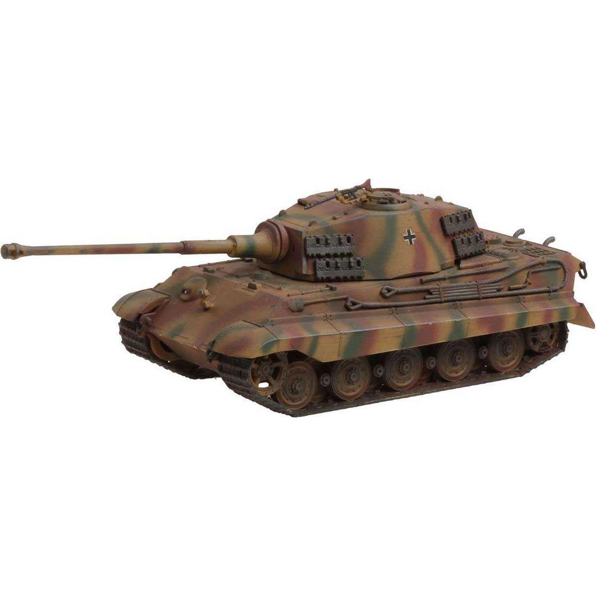 Revell Plastic ModelKit tank Tiger II Ausf. B 1:72