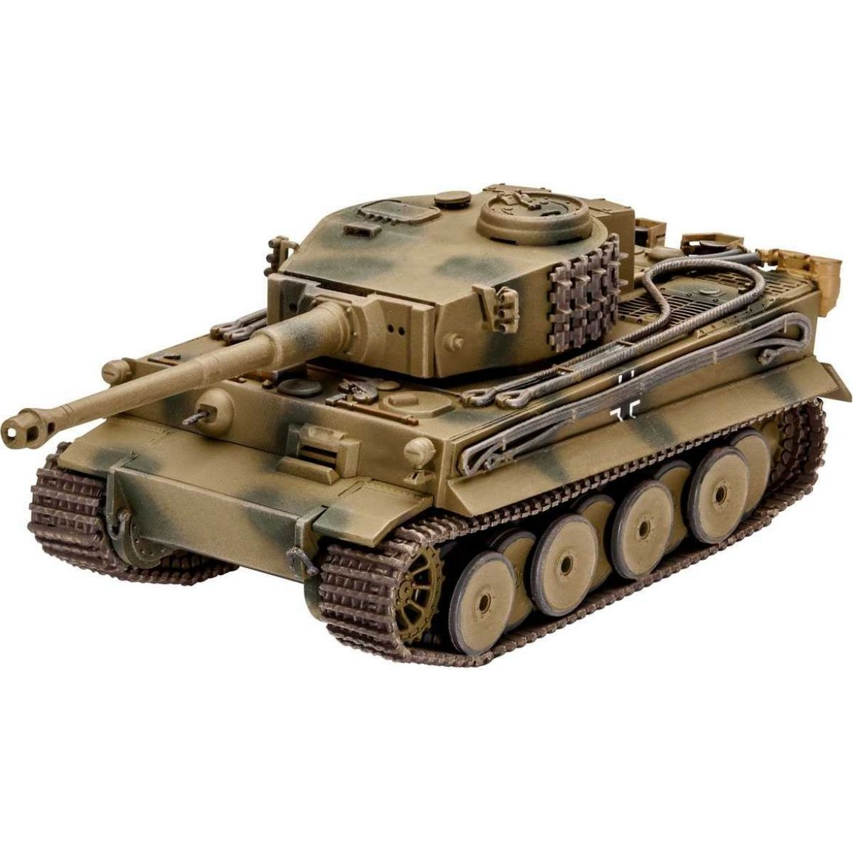 Revell Plastic ModelKit tank PzKpfw VI Ausf. H Tiger 1:72