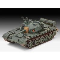 Revell Plastic ModelKit tank 03304 T-55A AM 1:72 2