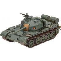 Revell Plastic ModelKit tank T-55A AM 1:72