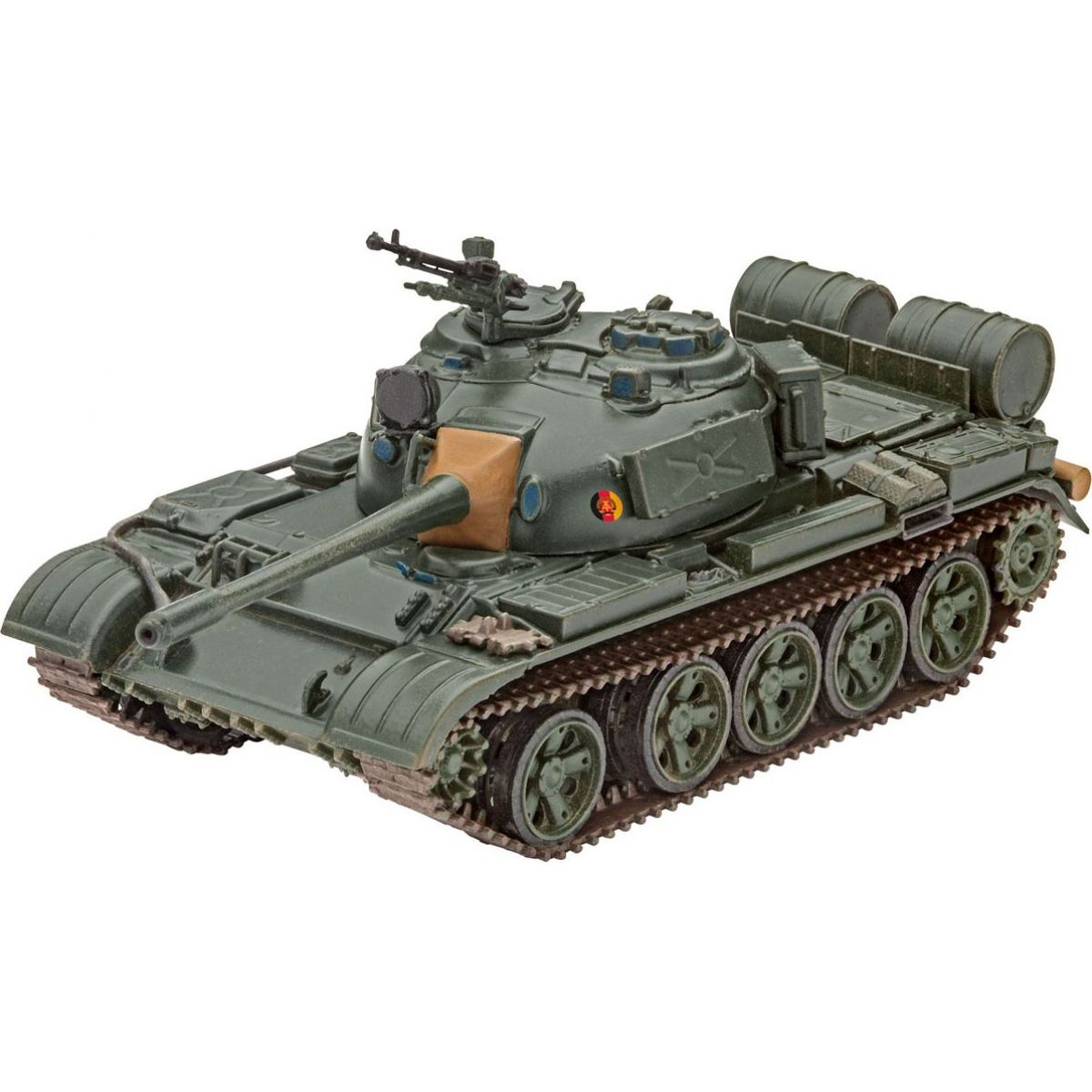 Revell Plastic ModelKit tank 03304 T-55A AM 1:72