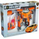 Road Bot Lamborghnini (1:18) - Oranžová 4