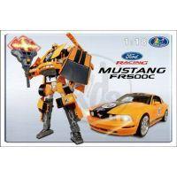 Road Bot Mustang 1:18 (HM STUDIO 4550170)