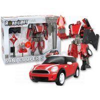 Road Bot Mini Cooper 1:28 (HM STUDIO 4552110)