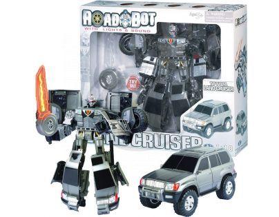 Road Bot Toyota Land Cruiser 1:18 (HM STUDIO 4550060)