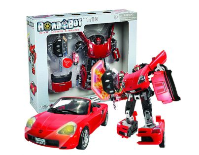 Road Bot Toyota MR2 1:18