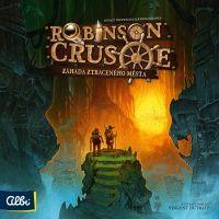 Albi Robinson Crusoe Záhada ztraceného města
