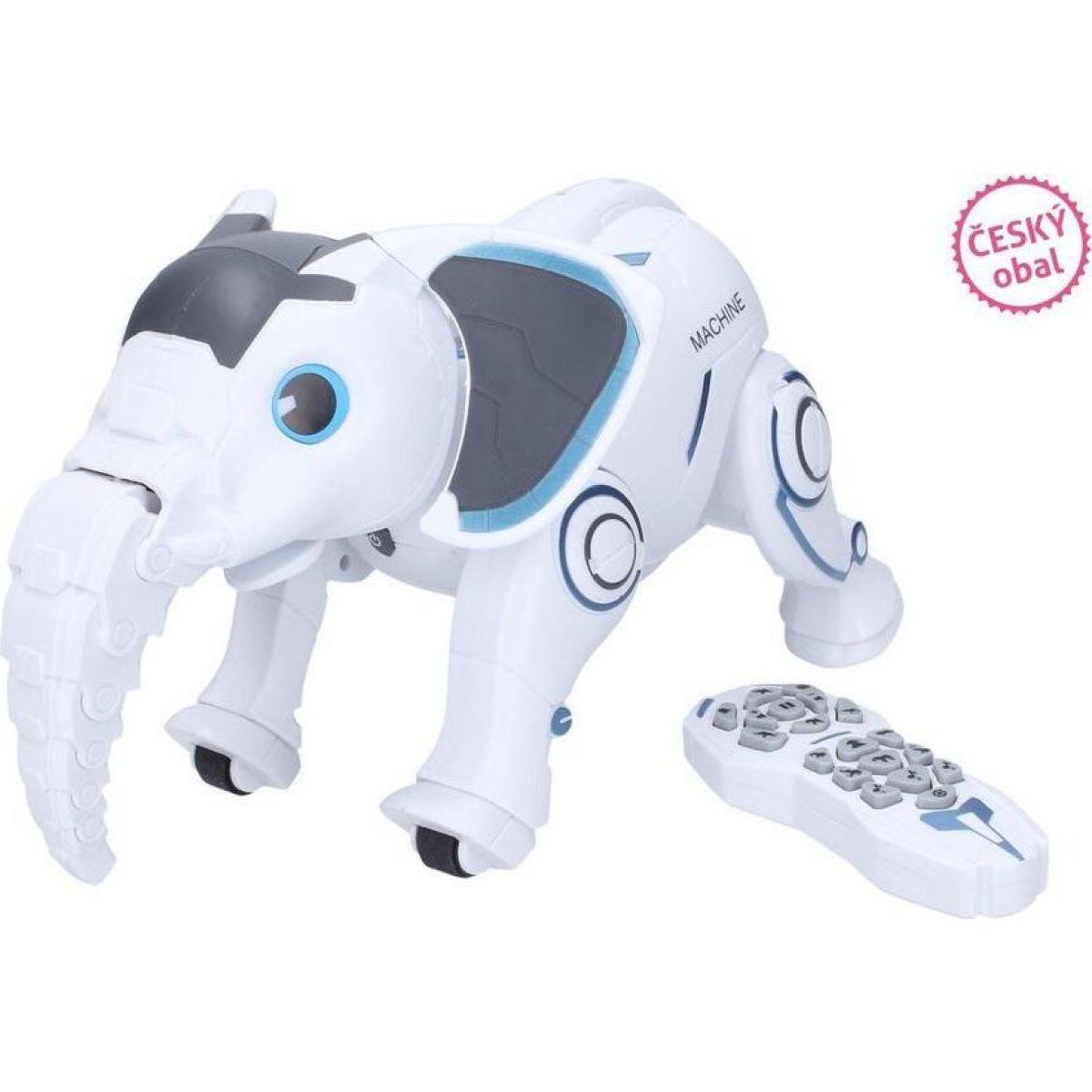 Wiky Robo slon RC na dálkové ovládání 33 cm