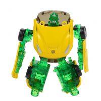 1:64 Robocarz 2 v 1 1:64 8 B žlutý-zelený