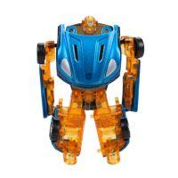 Robocarz 2 v 1 1:64 8 C sv. modrý-oranžový