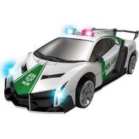 Robocarz 2 v 1 Policejní záchranářské auto 1:32 2 A policejní