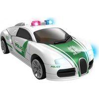 Robocarz 2 v 1 Policejní záchranářské auto 1:32 2 B policie