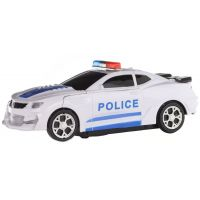 Robot Policejní auto 20 cm