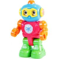 Rappa Robot barevný opakující