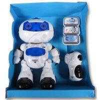 Made Robot na dálkové ovládání se světlem a zvukem