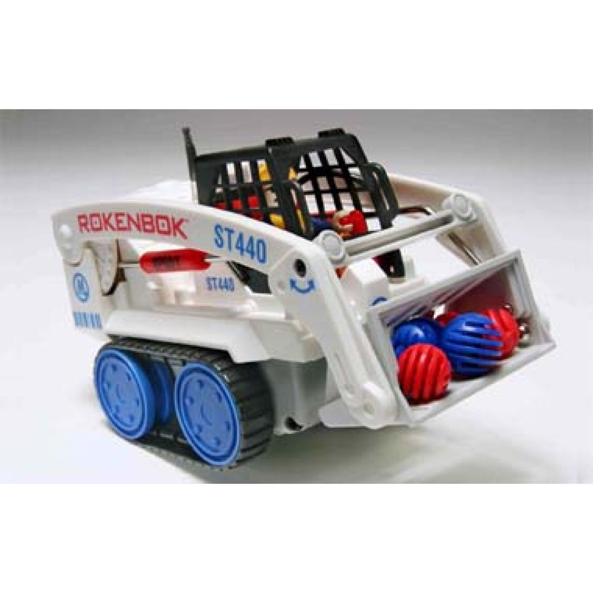 Rokenbok RC buldozer