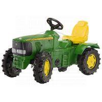 Rolly Toys John Deere Šlapací traktor zelený