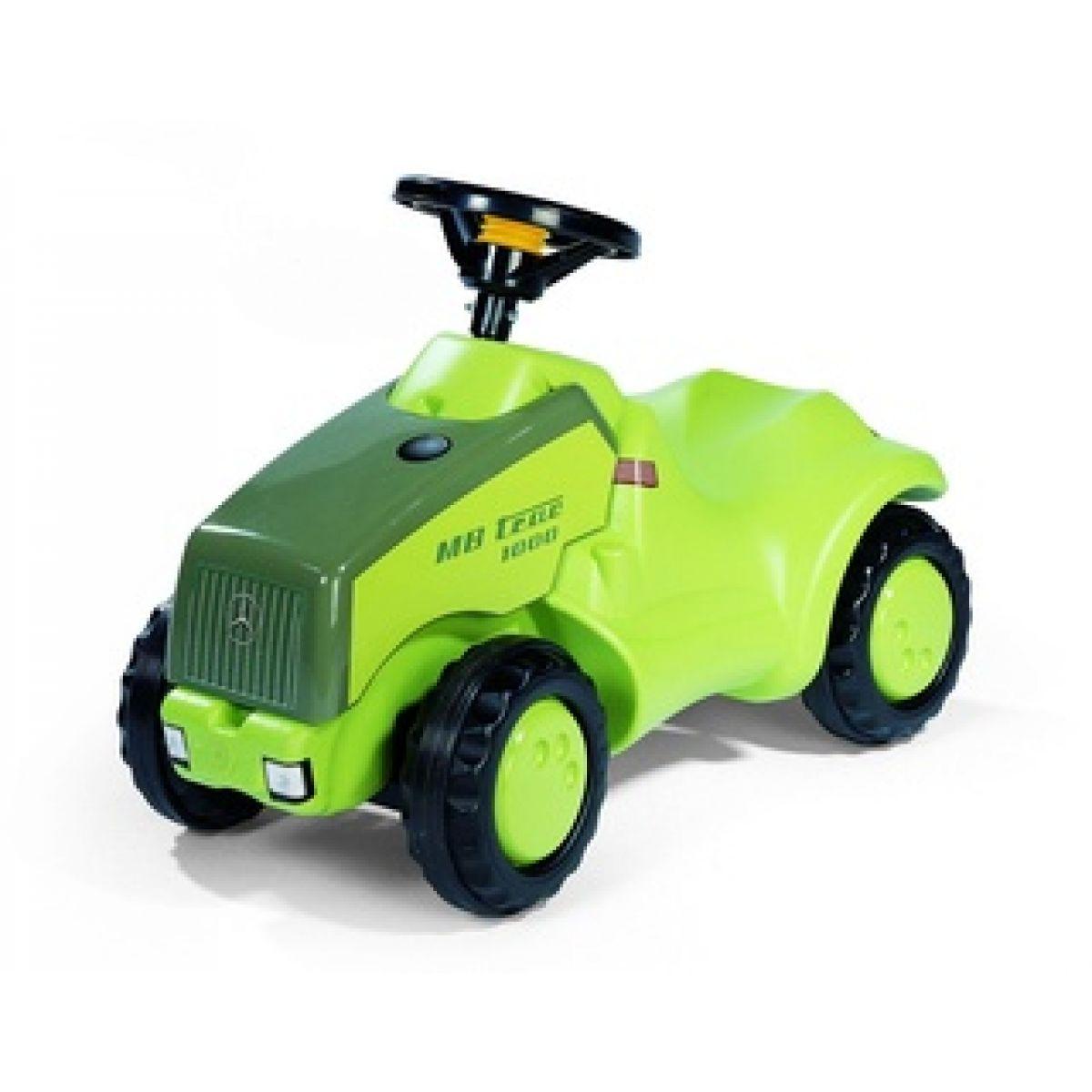 Rolly Toys MB Traktor zelený odstrkovadlo