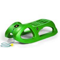Rolly Toys 200160 - Rolly Toys sáně zelené John Deere