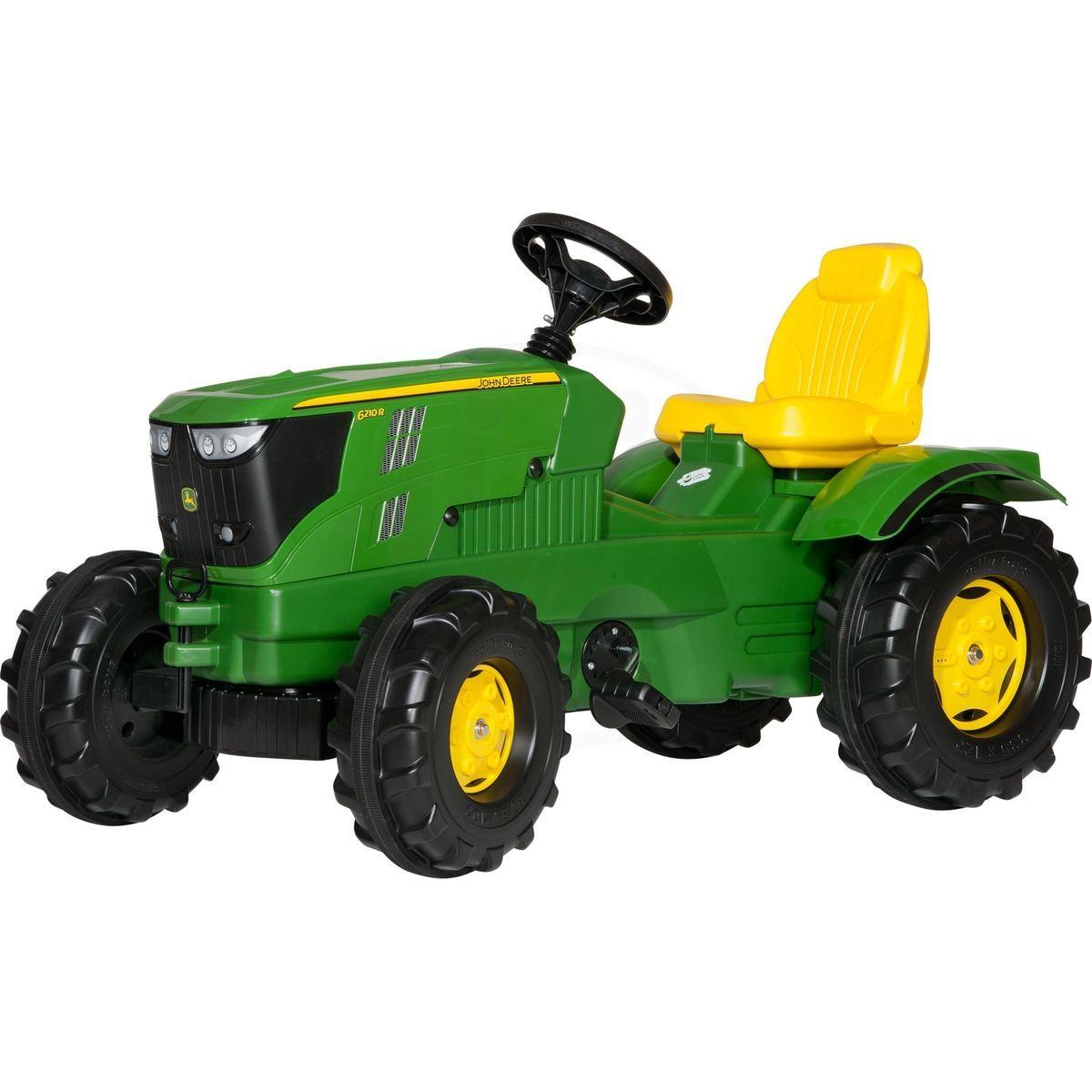 Rolly Toys Šlapací traktor Farmtrac John Deere 6210