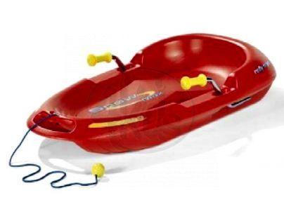 Rolly Toys 200115 - Snow Max boby-červené