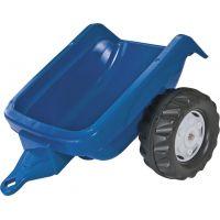 Rolly Toys Vlečka za traktor jednoosá Modrá