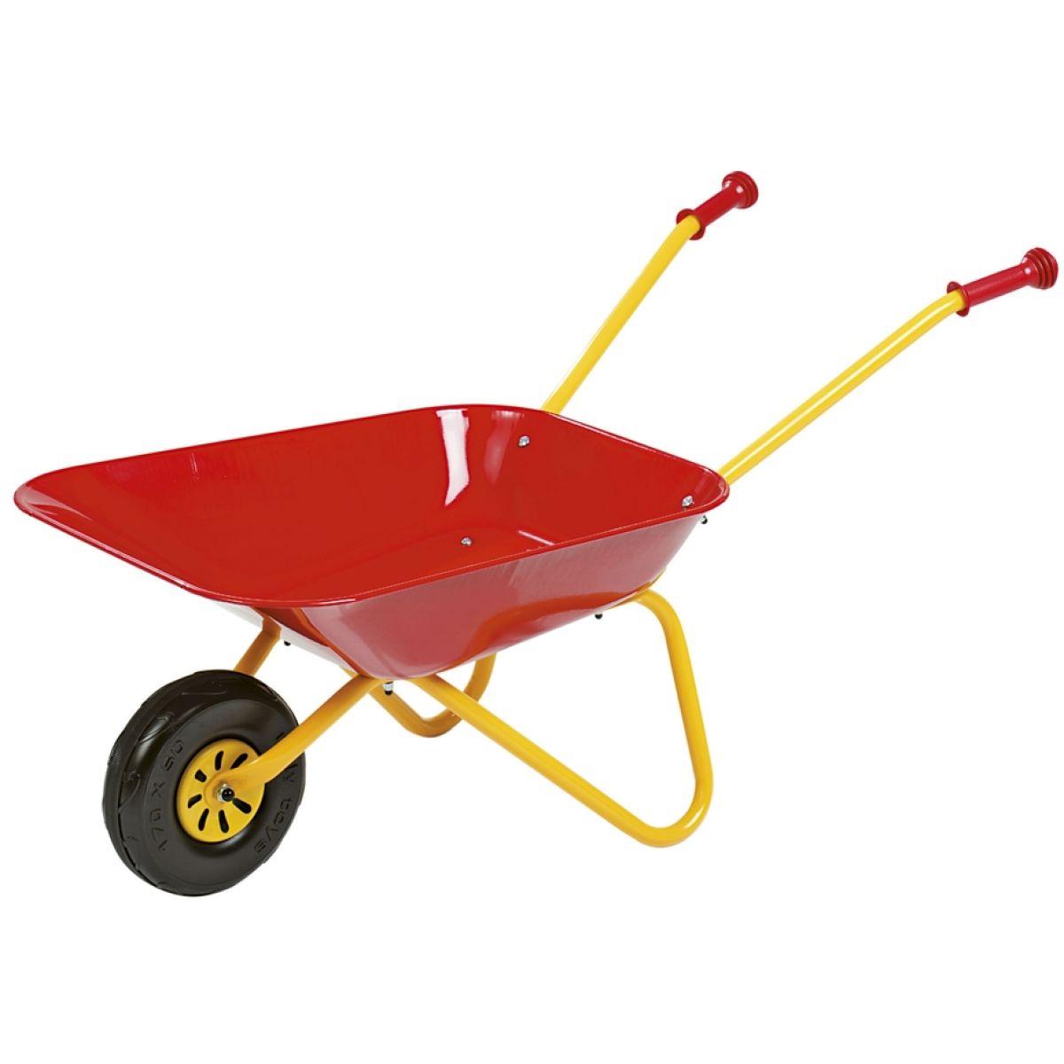 Rolly Toys Zahradní kolečko červené