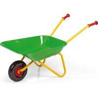 Rolly Toys Zahradní kolečko zelené kovové
