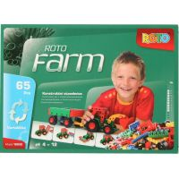 ROTO - Stavebnice FARM 10032