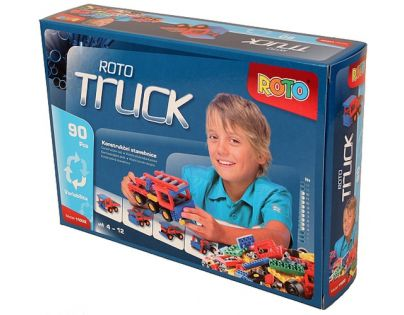 ROTO - Stavebnice TRUCK 11032