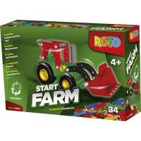 Roto Stavebnice Začni s Rotem traktor