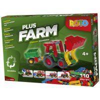 ROTO - Stavebnice Plus FARM 14042