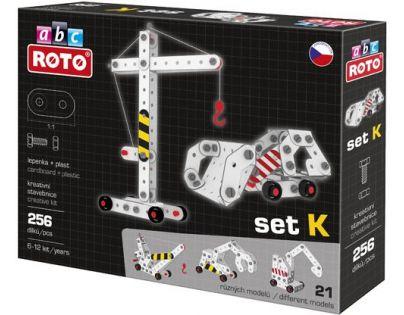 Roto ABC Stroje Set K
